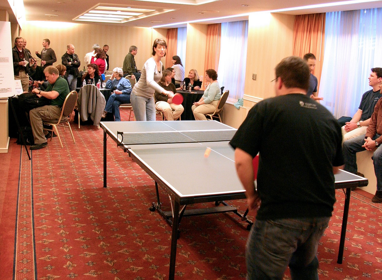 MadCap Software Ping Pong Party