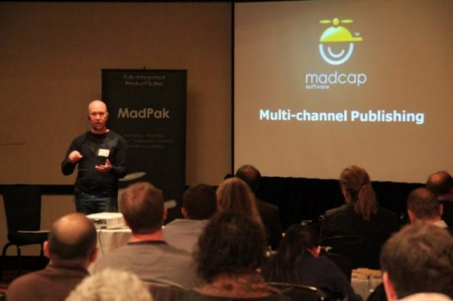 The MadCap Roadshow in Toronto, Louisville and Chicago this week