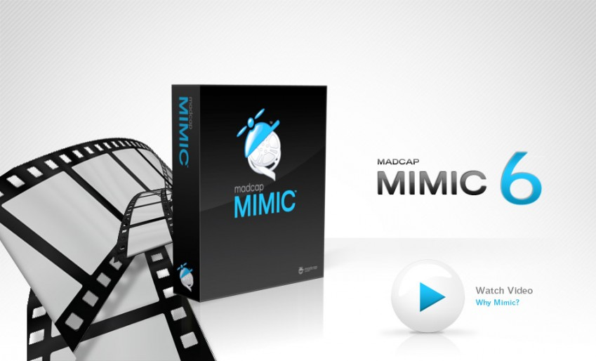 MadCap Mimic 6 Features Audio Narration, Flare 7 Integration