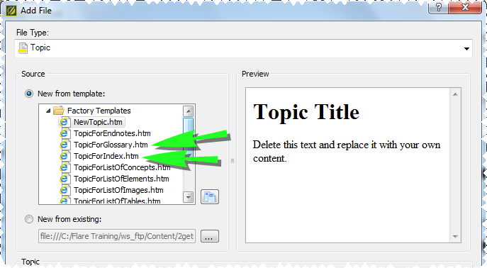Topic Templates in Flare_Neil110215_1